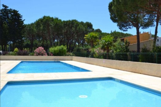 Location Cap d'Agde, Green Village