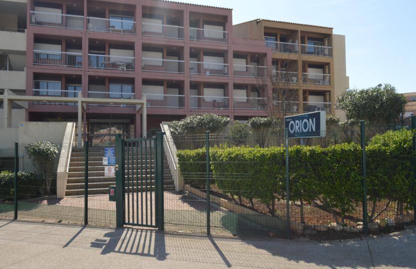 Location Cap d'Agde, Centre Port